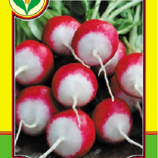 Репички National / Червени с бели опашки/ - 5гр.