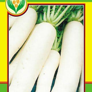 Бяла дълга ряпа-White long Minowase-3гр.