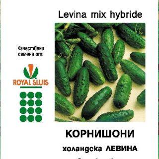 Краставици Levina mix F1- 1гр.