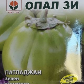 Патладжан зелен